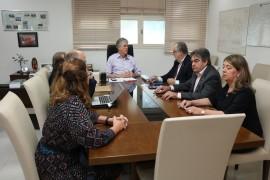 reunião Air Europa foto Francisco França 270x180 - Ricardo discute parcerias com a companhia Air Europa para atrair o turista espanhol à Paraíba