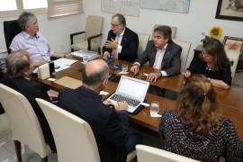 reunião Air Europa3 foto Francisco França 270x180 - Ricardo discute parcerias com a companhia Air Europa para atrair o turista espanhol à Paraíba