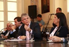 ricardo fala na solenidade do icms foto francisco franca 3 270x183 - Ricardo envia projeto à AL que vai beneficiar mais de 23,9 mil microempresas com redução de impostos