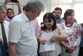 ricardo inaugura o projeto braile na a uniao foto jose marques 2 270x183 - Pioneirismo: Ricardo inaugura sala de Imprensa Braille no Jornal A União