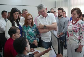 ricardo inaugura o projeto braile na a uniao foto jose marques 3 270x183 - Pioneirismo: Ricardo inaugura sala de Imprensa Braille no Jornal A União