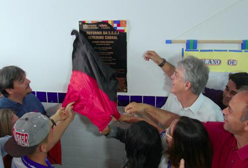ricardo inaugura reforma da escola severino cabral campina pb_foto jose marques (2)