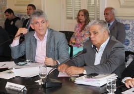 ricardo participa da reuniao sobre o planejamento estrategico de seguranca publica foto edvaldo malaquias (5)