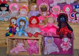 seap castelo de bonecas artesanato foto daniel medeiros 7 270x191 - Reeducandas confeccionam bonecas e expõem na Brincarte até domingo