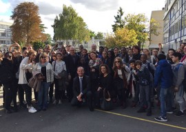 secretaria executiva participa de missao francesa sobre avaliacao da educacao (1)