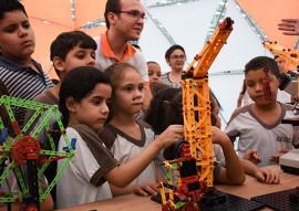 semana nacional de tecnologia foto delmer rodrigues 9 270x191 - Alunos da Rede Estadual expõem projetos de robótica no Espaço Cultural