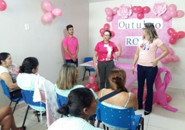 ses htop realiza atividade em alusao a campanha outubro rosa 2 270x191 - Hospital de Traumatologia e Ortopedia realiza atividade em alusão a Campanha Outubro Rosa