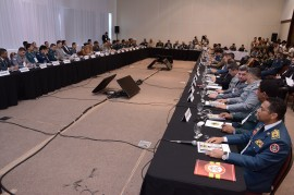 DSC 5411 270x179 - Conselho Nacional de Comandantes Gerais se reúne durante XVII Senabom