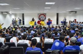 DiegoNóbrega Entrega de Medallhas Jogos Escolares 5 270x178 - Equipes finalistas nos Jogos das Escolas Estaduais são premiados na Capital