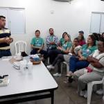 O farmaceutico Herson Cardoso foi um dos palestrantes