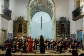 Orquestra de violões em ação 270x180 - Cearte promove concerto beneficente para aulas de musicalização infantil