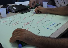 Procase realiza capacitacao para equipe de Assessoria Tecnica no Cariri Oriental 2 270x191 - Procase realiza 3º Intercâmbio Quilombola da Paraíba em Boa Vista