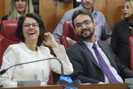 RicardoPuppe TituloCidadã ClaudiaVeras 7 270x180 - Secretária de Estado da Saúde recebe título de Cidadã Pessoense