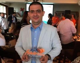 WhatsApp Image 2017 11 10 at 10.32 270x215 - Paraíba recebe prêmio da operadora Flytour pelos bons resultados nas vendas de pacotes para São Paulo