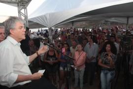 barragem ingá5 foto Alberi Pontes 270x180 - Ricardo entrega barragem recuperada em Ingá e recebe título de cidadão