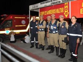 bombeiros51 270x202 - Corpo de Bombeiros realiza operação preventiva para a Romaria da Penha