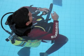 competição bombeiros3 270x180 - Paraíba sedia 17ª Etapa Sobrasa Rescue de salvamento aquático do Corpo de Bombeiros