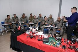 curso drone pmpb 270x180 - Polícia Militar realiza primeiro curso de operador de drone para operações de segurança pública