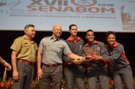 encerramento senabom9 270x178 - Corpo de Bombeiros conclui atividades do Senabom com premiação e homenagens aos participantes