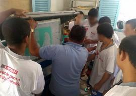 fundac mpt senai curso profissionalizante 9 270x191 - Socioeducandos do Lar do Garoto fazem curso profissionalizante de serigrafia