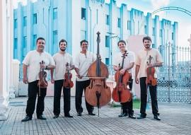 funesc musica do mundo uirapuru 1 270x191 - Projeto Música do Mundo traz Quinteto Uirapuru em novembro