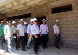 joao azevedo realiza visita tecnica 2 270x191 - Governo do Estado inspeciona obras no Cariri paraibano