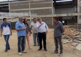 joao azevedo realiza visita tecnica 6 270x191 - Governo do Estado inspeciona obras no Cariri paraibano