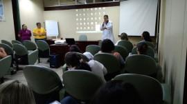 oficina mulher 2 270x151 - Oficina realizada no Hospital de Trauma da capital aborda assistência em casos de violência contra a mulher