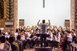 ospb nos bairros igreja são francisco 24.08.17 thercles silva 131 270x180 - Orquestra Sinfônica da Paraíba apresenta concerto na cidade do Conde neste sábado