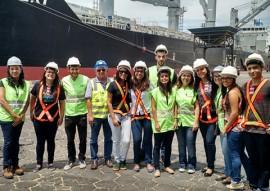 porto de cabedelo visita de estudantes da UEPB e UFPB 270x191 - Porto de Cabedelo recebe visita técnica de estudantes universitários