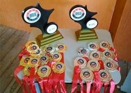 premiacao dos finalistas dos jogos escolas estaduais 270x191 - Governo realiza premiação das equipes finalistas nos Jogos das Escolas Estaduais da 1ª GRE em João Pessoa