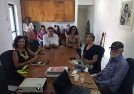programa de artesanato reuniao com equipe do estado do Espirito santo 1 270x191 - Gestores do Espírito Santo conhecem Programa do Artesanato da Paraíba