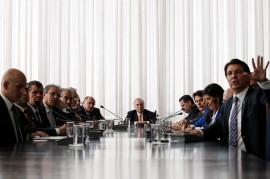 reunião temer 270x179 - Vice-governadora participa de reunião sobre a reforma da Previdência
