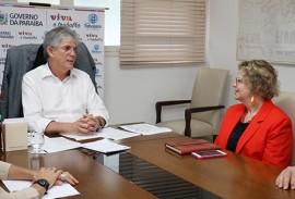 ricardo com representantes da ONU foto francisco franca 2 270x183 - Ricardo discute políticas para mulheres com representantes da ONU e da UFPB