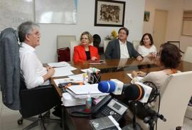 ricardo com representantes da ONU foto francisco franca 4 270x183 - Ricardo discute políticas para mulheres com representantes da ONU e da UFPB