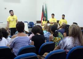 seminario aposentadoria foto carol andrade SES 4 270x191 - Servidores participam de 2º Seminário de Preparação para Aposentadoria