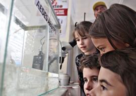 ses semana estadual de combate ao aedes foto ricardo puppe 5 270x191 - Abertura da Semana de Combate ao Aedes tem exposição do laboratório de entomologia e oferta de serviços de saúde