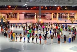 yoga aulão espaço 1 270x182 - Funesc e Espaço Arte Yoga realizam 'aulão' gratuito no Espaço Cultural neste sábado