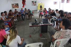 IMG 0428 270x180 - Procase realiza curso 'Identidade e cuidados com os cabelos afros' com jovens quilombolas