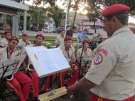 IMG 2871 270x202 - Banda de Música do Corpo de Bombeiros se apresenta no Busto de Tamandaré