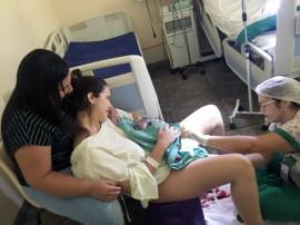 O parto humanizado é uma prática na Maternidade de Patos 270x202 - Maternidade de Patos se destaca com acolhimento prioritário para partos normais