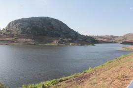 barragem cha dos pereiras 270x180 - Obras realizadas em 2017 garantem segurança hídrica para diversas regiões paraibanas