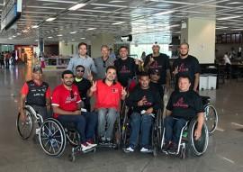 basquete em cadeira de rodas 2 270x191 - Governo viabiliza participação de equipe paraibana no Campeonato Brasileiro de Basquete em Cadeira de Rodas