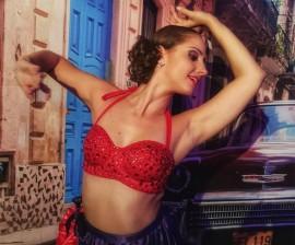 dança Carolina Polezi 1 270x224 - Projeto Interatos traz encontro de dança de salão, homenagem e atração internacional