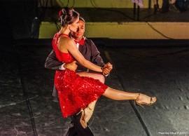 dança Cleweson Soneca e Maria Hercília 1 270x194 - Projeto Interatos traz encontro de dança de salão, homenagem e atração internacional