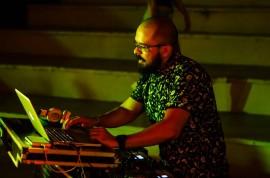 dança-DJ Santtus 1 - foto LM Cheste