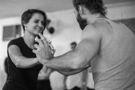 dança Samuel Samways 2 270x180 - Projeto Interatos traz encontro de dança de salão, homenagem e atração internacional