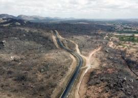 der pb estrada de sao joao do tigre a camalau 7 270x191 - Conclusão das obras de pavimentação do Anel do Cariri prevista para março de 2018