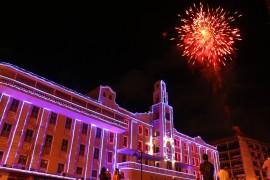 ilumiação al3 foto francisco frança 270x180 - Ricardo participa do lançamento da iluminação natalina da Assembleia Legislativa
