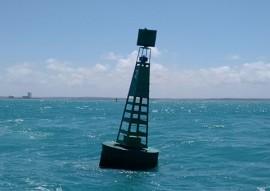 porto termina instalacao de boias de sinalizacao no canal de acesso 3 270x191 - Porto de Cabedelo finaliza instalação das novas boias sinalizadoras no canal de acesso